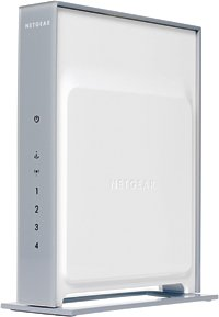Netgear WNR2000 combination router, switch, 802.11n WAP